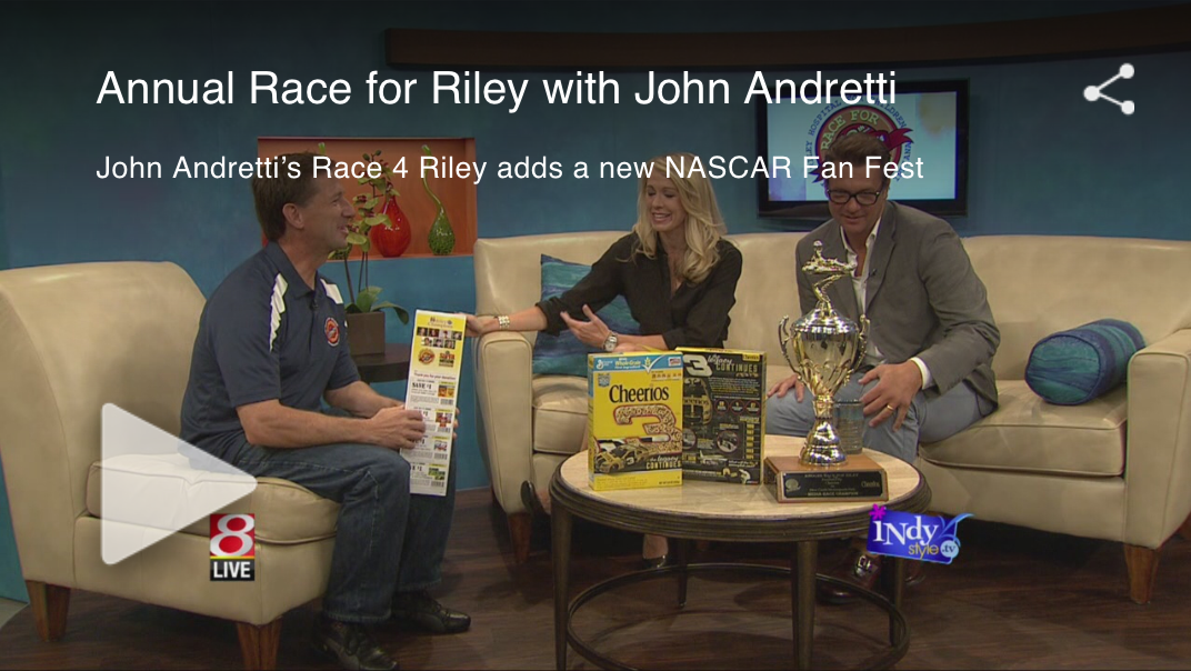 Race For Riley - 2014