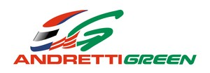 Andretti Green Racing opens up the race shop for private tour with Riley Kids...