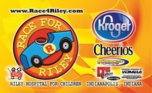 Kroger Race for Riley presented by Cheerios was fun in the sun for 2010...